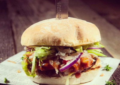 Streetfood Catering Burgers